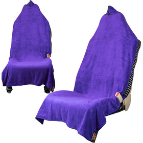 Orange Mud Transition Wrap 2.0 Multifunctional Towel purple